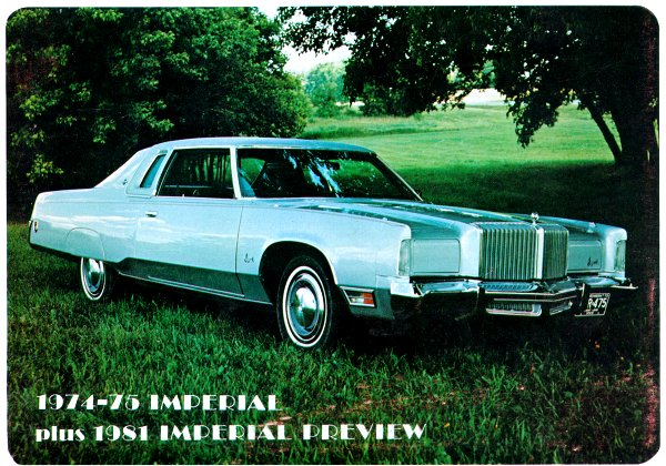 75 chrysler imperial