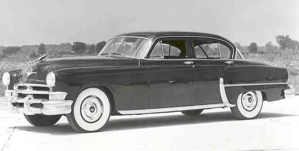 1953 Chrysler Imperial Factory And Period Photos