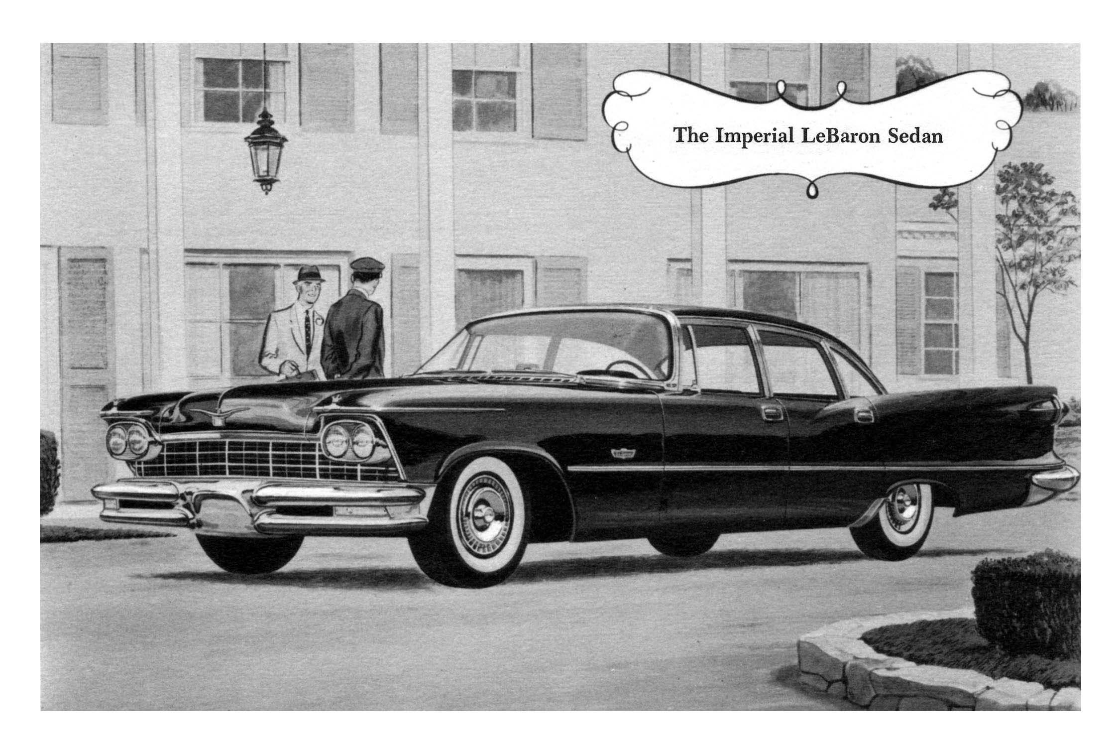 1957 (Chrysler) Imperial Black