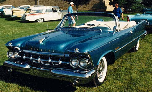 The Ruffalo 1959 Imperial Convertible