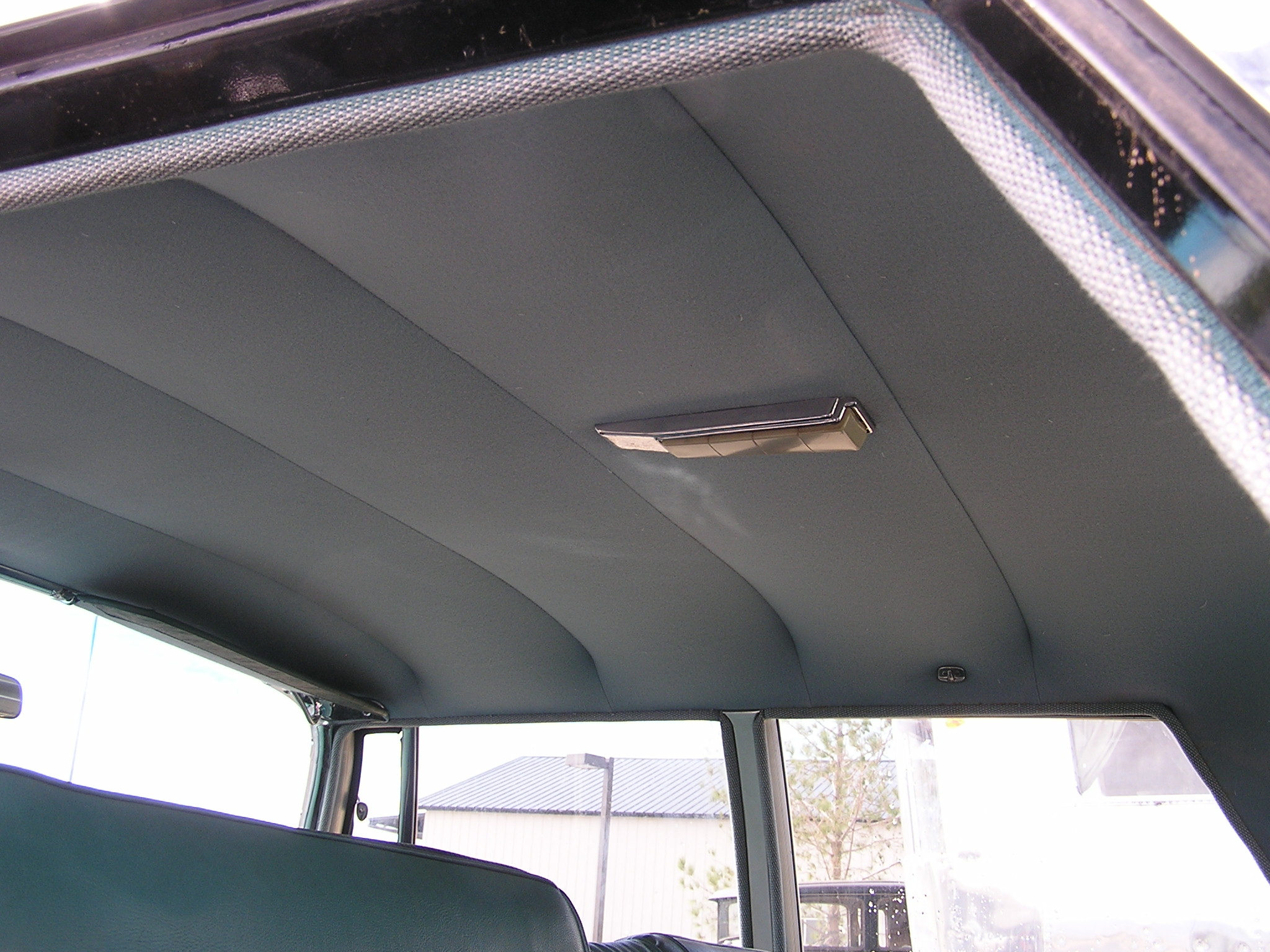 Headliner Installation