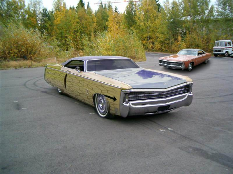 1969 Chrysler Imperial Custom Concept