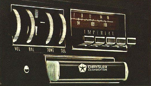Chrysler the sound of stereo