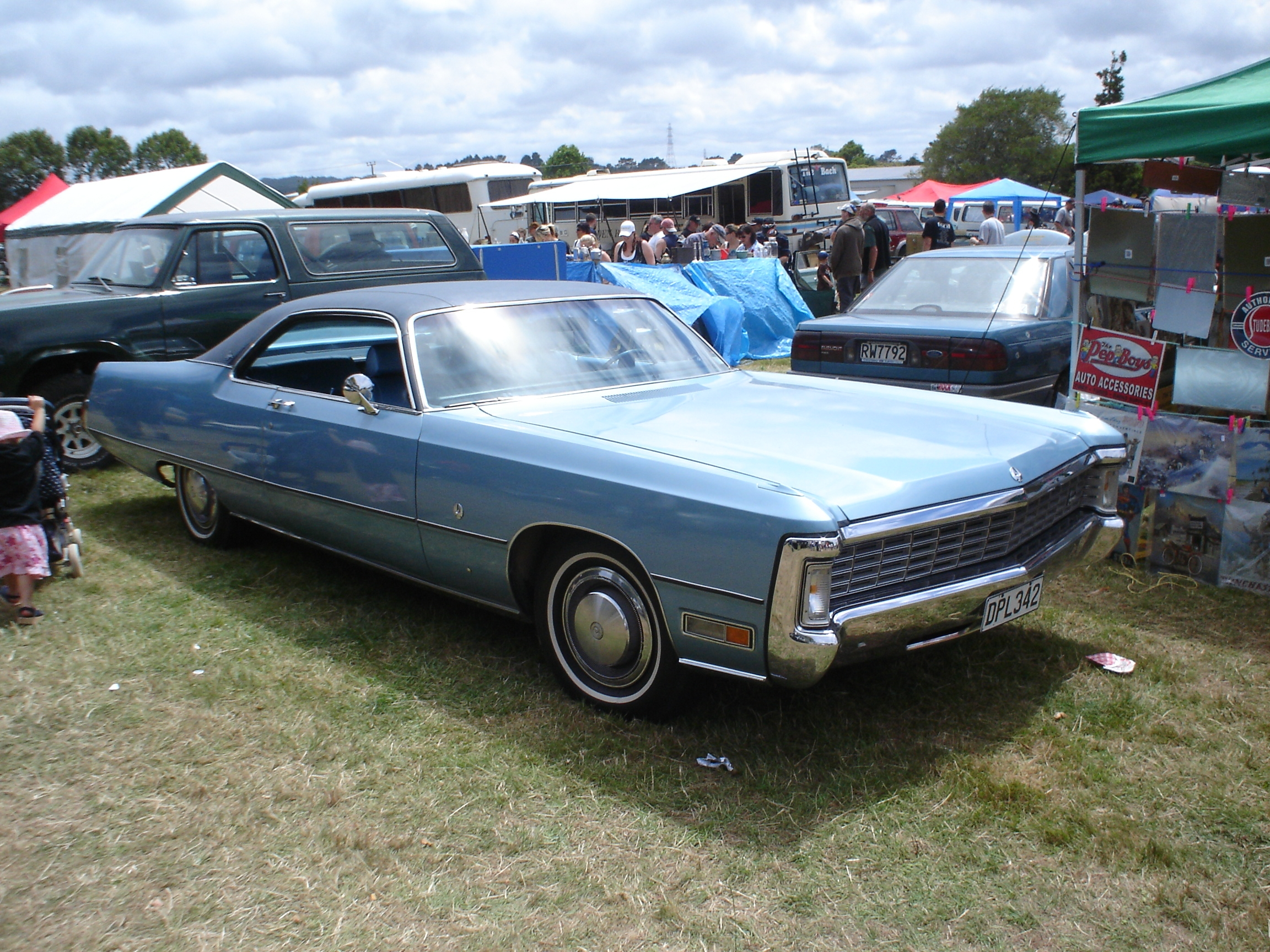 Tracy's 1970 (Chrysler)