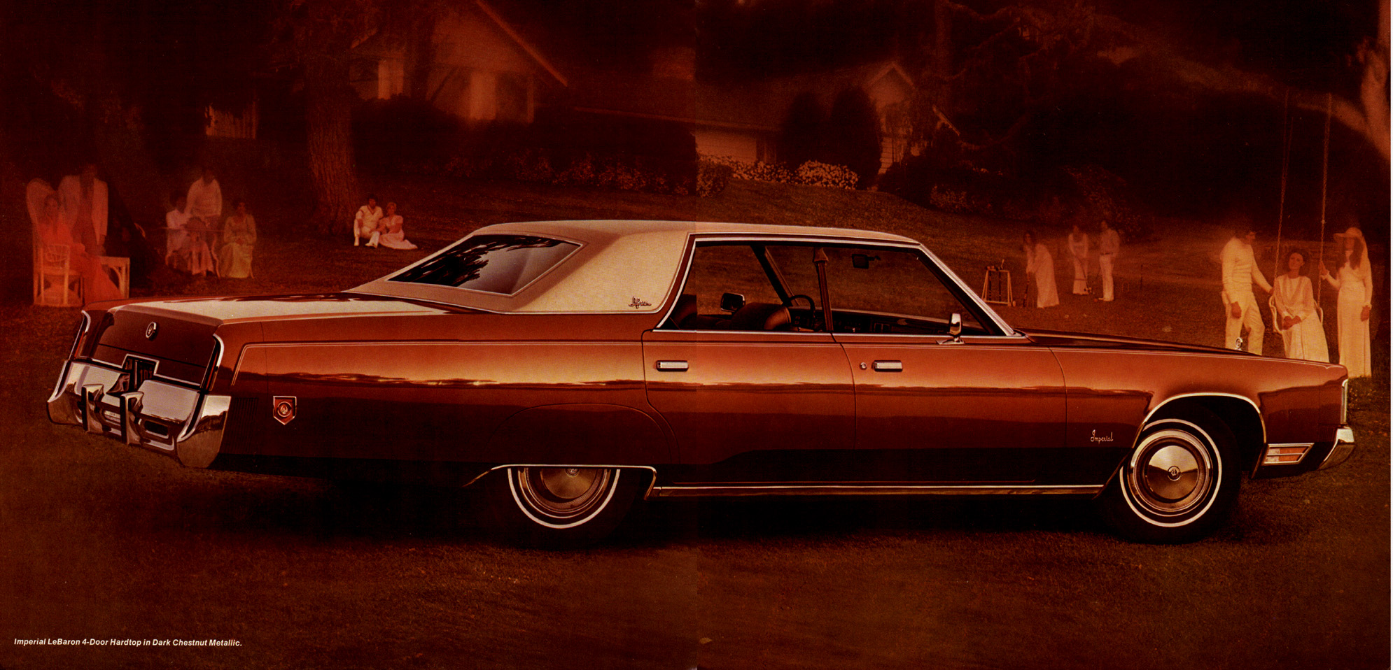 By 1974, Chrysler was back to